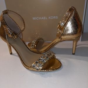 New Michael Kors heels